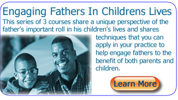 banner engaging fathers