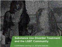 Substance Use Disorder Treatment and the LGBTQ Community
