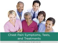 Chest Pain Symptoms, Tests, and Treatments
